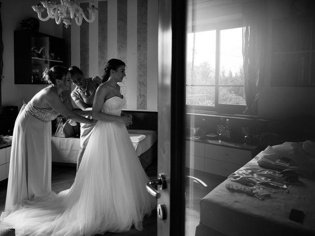 Il matrimonio di Marco e Chiara a Cazzago San Martino, Brescia 103
