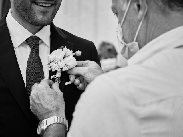 Il matrimonio di Marco e Chiara a Cazzago San Martino, Brescia 104