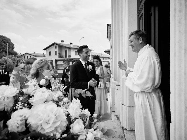 Il matrimonio di Marco e Chiara a Cazzago San Martino, Brescia 107
