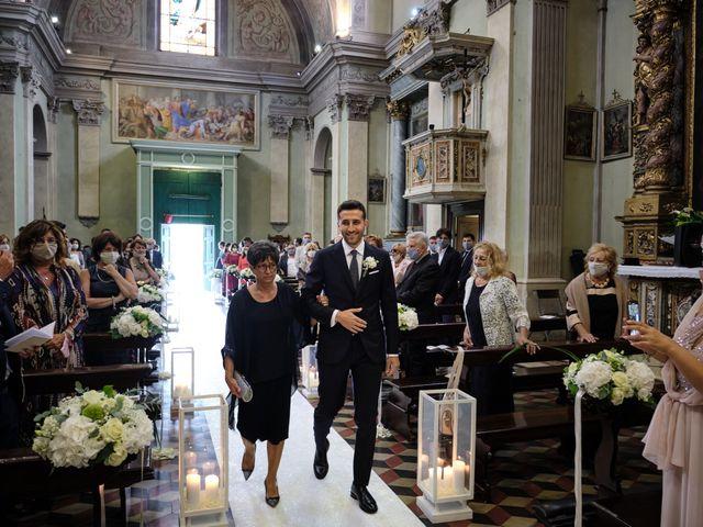 Il matrimonio di Marco e Chiara a Cazzago San Martino, Brescia 109