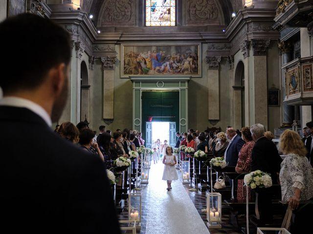 Il matrimonio di Marco e Chiara a Cazzago San Martino, Brescia 111