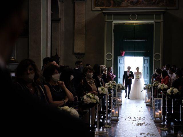Il matrimonio di Marco e Chiara a Cazzago San Martino, Brescia 116