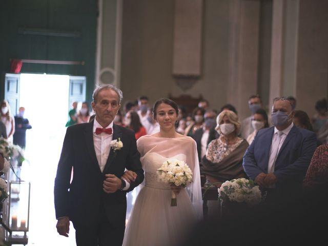 Il matrimonio di Marco e Chiara a Cazzago San Martino, Brescia 117
