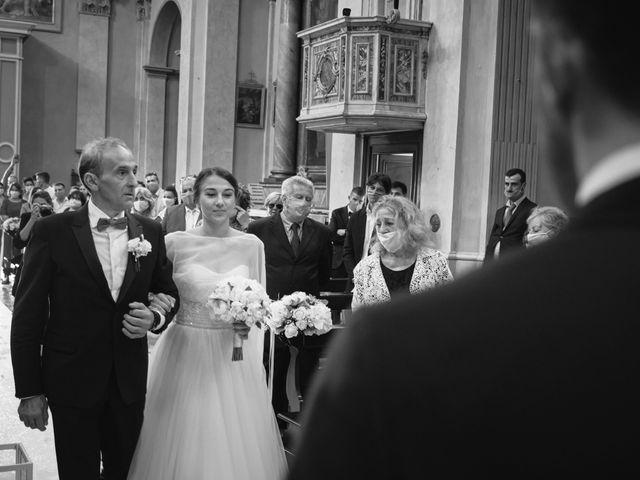 Il matrimonio di Marco e Chiara a Cazzago San Martino, Brescia 119