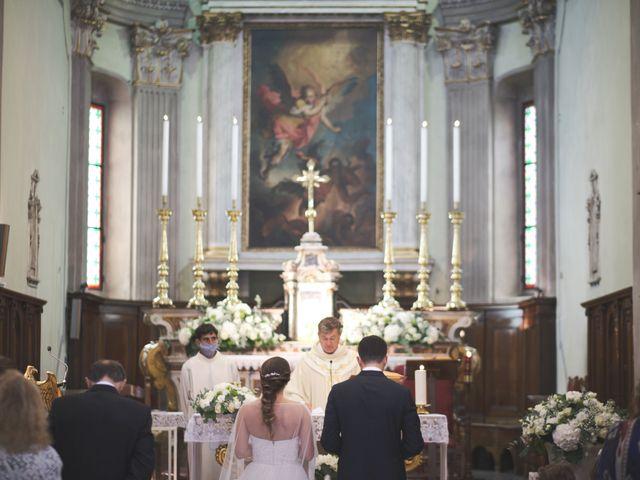 Il matrimonio di Marco e Chiara a Cazzago San Martino, Brescia 120