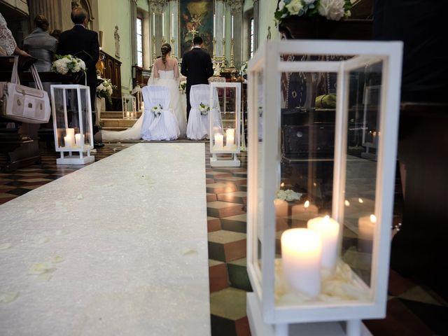 Il matrimonio di Marco e Chiara a Cazzago San Martino, Brescia 121