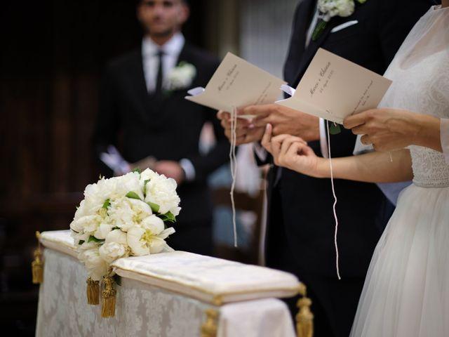 Il matrimonio di Marco e Chiara a Cazzago San Martino, Brescia 122
