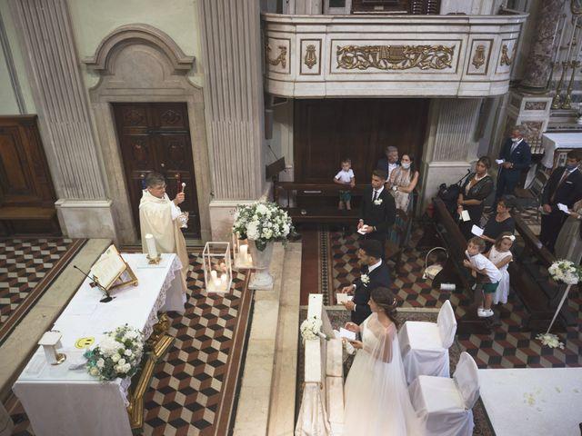 Il matrimonio di Marco e Chiara a Cazzago San Martino, Brescia 123