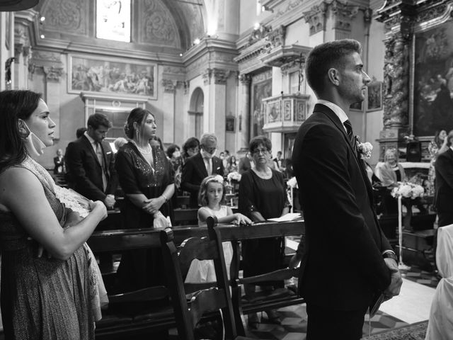 Il matrimonio di Marco e Chiara a Cazzago San Martino, Brescia 127