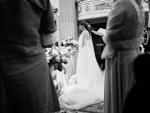 Il matrimonio di Marco e Chiara a Cazzago San Martino, Brescia 131