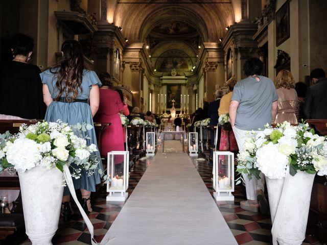 Il matrimonio di Marco e Chiara a Cazzago San Martino, Brescia 132