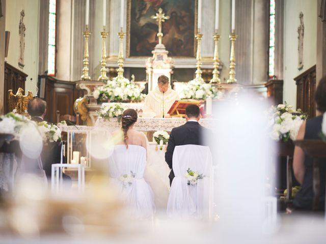 Il matrimonio di Marco e Chiara a Cazzago San Martino, Brescia 134