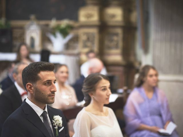Il matrimonio di Marco e Chiara a Cazzago San Martino, Brescia 139