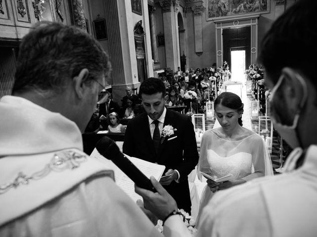 Il matrimonio di Marco e Chiara a Cazzago San Martino, Brescia 140