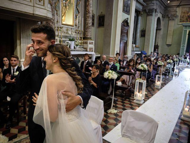 Il matrimonio di Marco e Chiara a Cazzago San Martino, Brescia 143