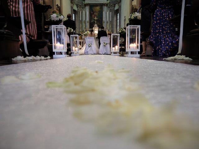 Il matrimonio di Marco e Chiara a Cazzago San Martino, Brescia 148