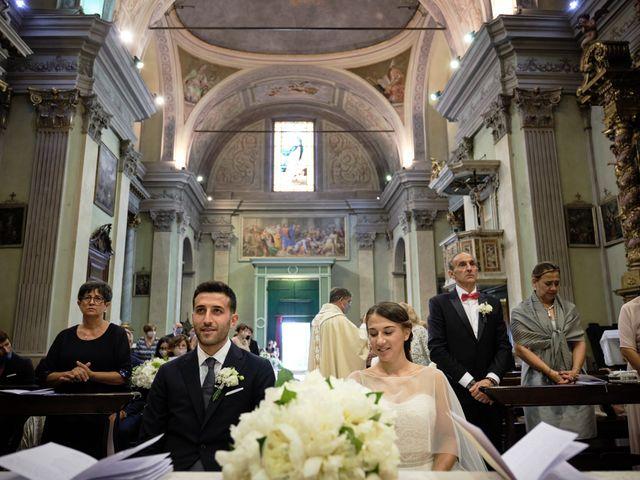 Il matrimonio di Marco e Chiara a Cazzago San Martino, Brescia 151