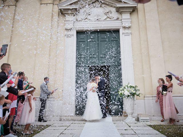 Il matrimonio di Marco e Chiara a Cazzago San Martino, Brescia 160