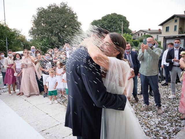 Il matrimonio di Marco e Chiara a Cazzago San Martino, Brescia 163