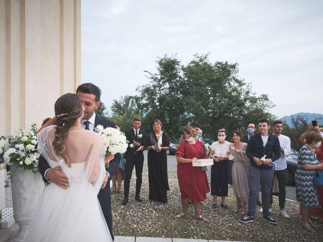 Il matrimonio di Marco e Chiara a Cazzago San Martino, Brescia 165