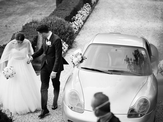 Il matrimonio di Marco e Chiara a Cazzago San Martino, Brescia 170
