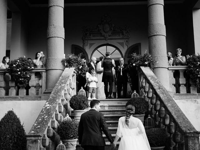 Il matrimonio di Marco e Chiara a Cazzago San Martino, Brescia 171