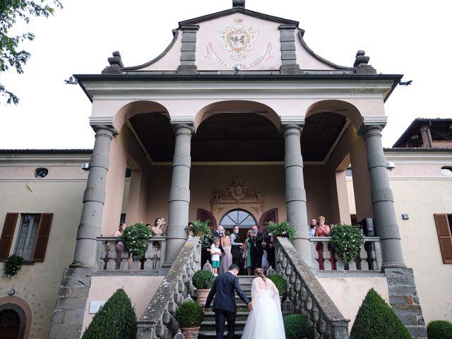 Il matrimonio di Marco e Chiara a Cazzago San Martino, Brescia 172