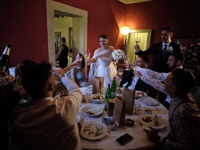Il matrimonio di Marco e Chiara a Cazzago San Martino, Brescia 177