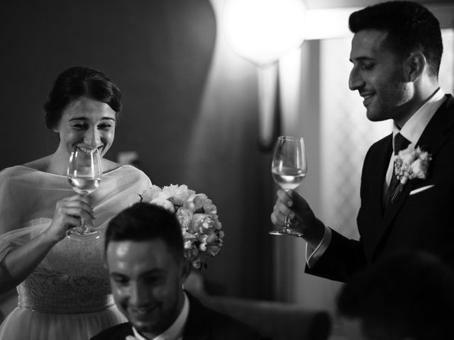 Il matrimonio di Marco e Chiara a Cazzago San Martino, Brescia 180