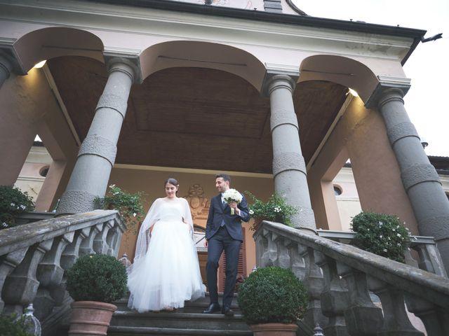 Il matrimonio di Marco e Chiara a Cazzago San Martino, Brescia 185