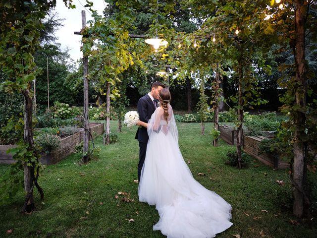 Il matrimonio di Marco e Chiara a Cazzago San Martino, Brescia 187