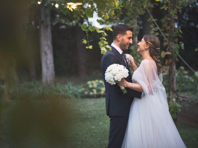 Il matrimonio di Marco e Chiara a Cazzago San Martino, Brescia 188