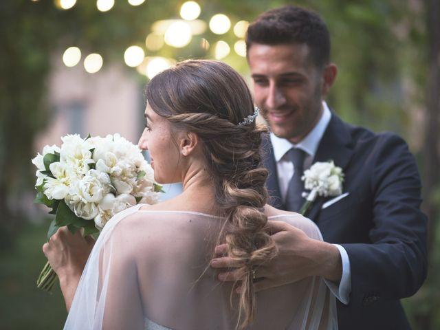 Il matrimonio di Marco e Chiara a Cazzago San Martino, Brescia 192