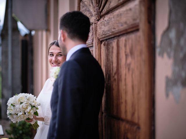 Il matrimonio di Marco e Chiara a Cazzago San Martino, Brescia 193