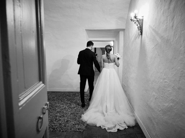 Il matrimonio di Marco e Chiara a Cazzago San Martino, Brescia 203