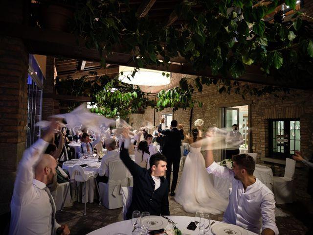Il matrimonio di Marco e Chiara a Cazzago San Martino, Brescia 205