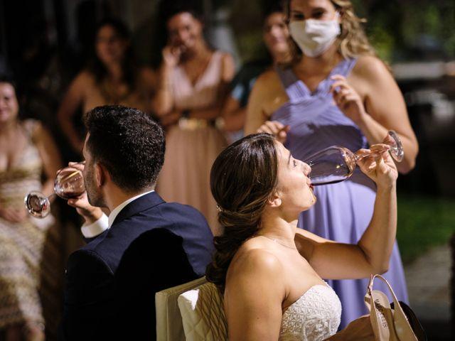 Il matrimonio di Marco e Chiara a Cazzago San Martino, Brescia 208