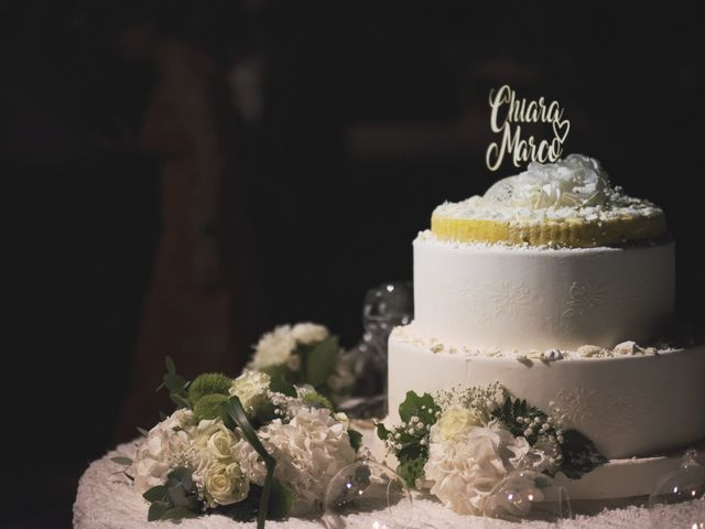 Il matrimonio di Marco e Chiara a Cazzago San Martino, Brescia 210