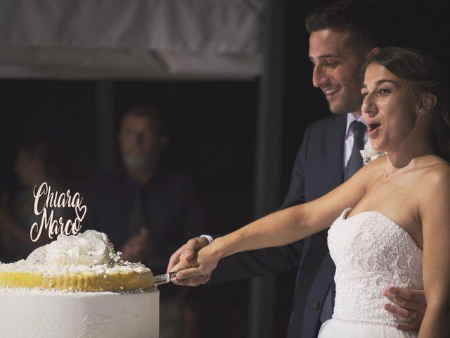 Il matrimonio di Marco e Chiara a Cazzago San Martino, Brescia 211