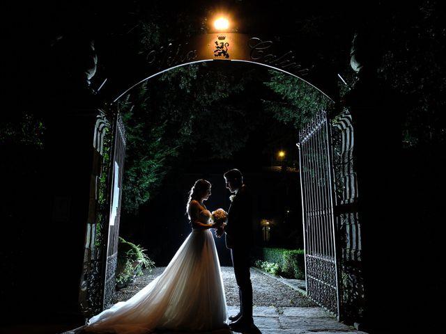 Il matrimonio di Marco e Chiara a Cazzago San Martino, Brescia 218