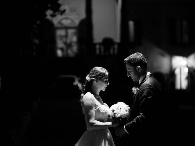 Il matrimonio di Marco e Chiara a Cazzago San Martino, Brescia 219