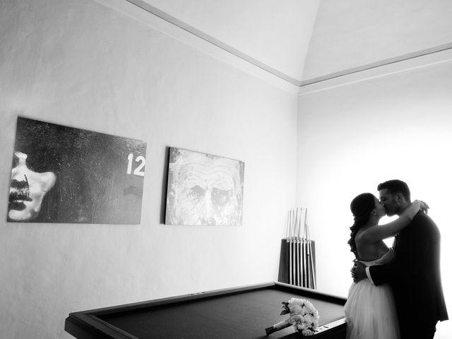 Il matrimonio di Marco e Chiara a Cazzago San Martino, Brescia 220