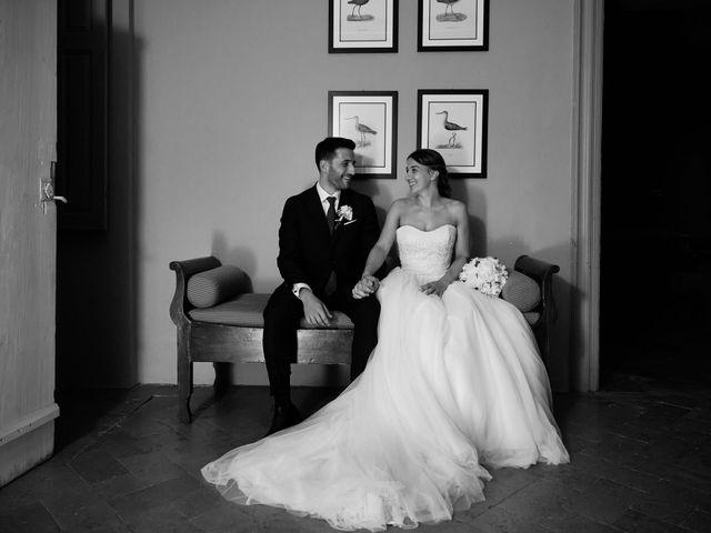 Il matrimonio di Marco e Chiara a Cazzago San Martino, Brescia 221