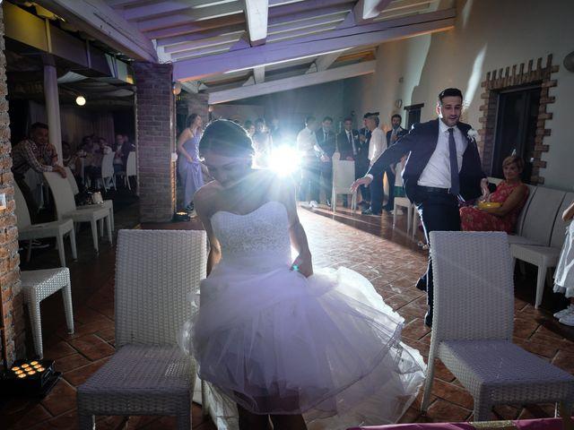 Il matrimonio di Marco e Chiara a Cazzago San Martino, Brescia 222