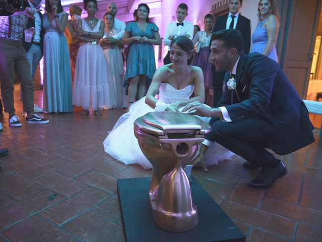 Il matrimonio di Marco e Chiara a Cazzago San Martino, Brescia 224