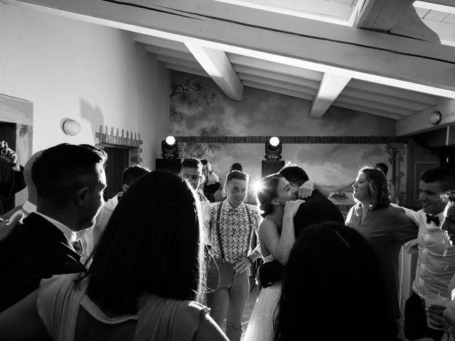 Il matrimonio di Marco e Chiara a Cazzago San Martino, Brescia 226