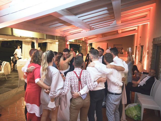 Il matrimonio di Marco e Chiara a Cazzago San Martino, Brescia 227