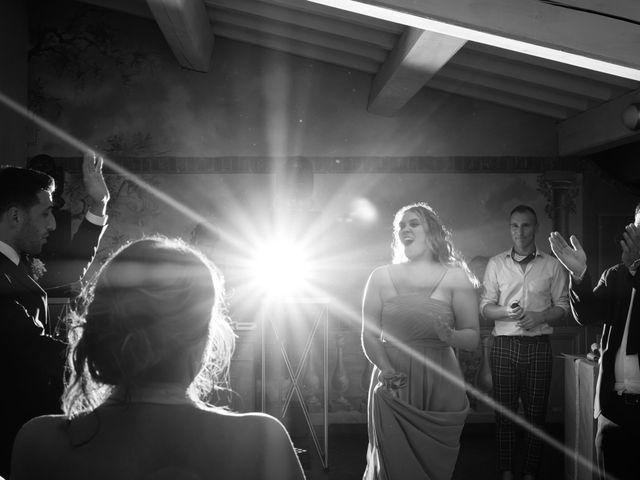 Il matrimonio di Marco e Chiara a Cazzago San Martino, Brescia 230