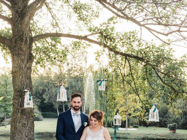 Il matrimonio di Demetrio e Alice a Gropello Cairoli, Pavia 14