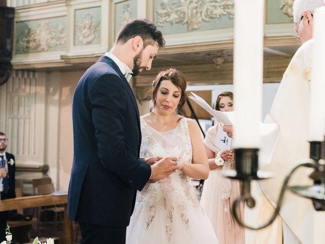 Il matrimonio di Demetrio e Alice a Gropello Cairoli, Pavia 24